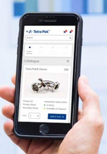 Tetrapak B2B marketplace