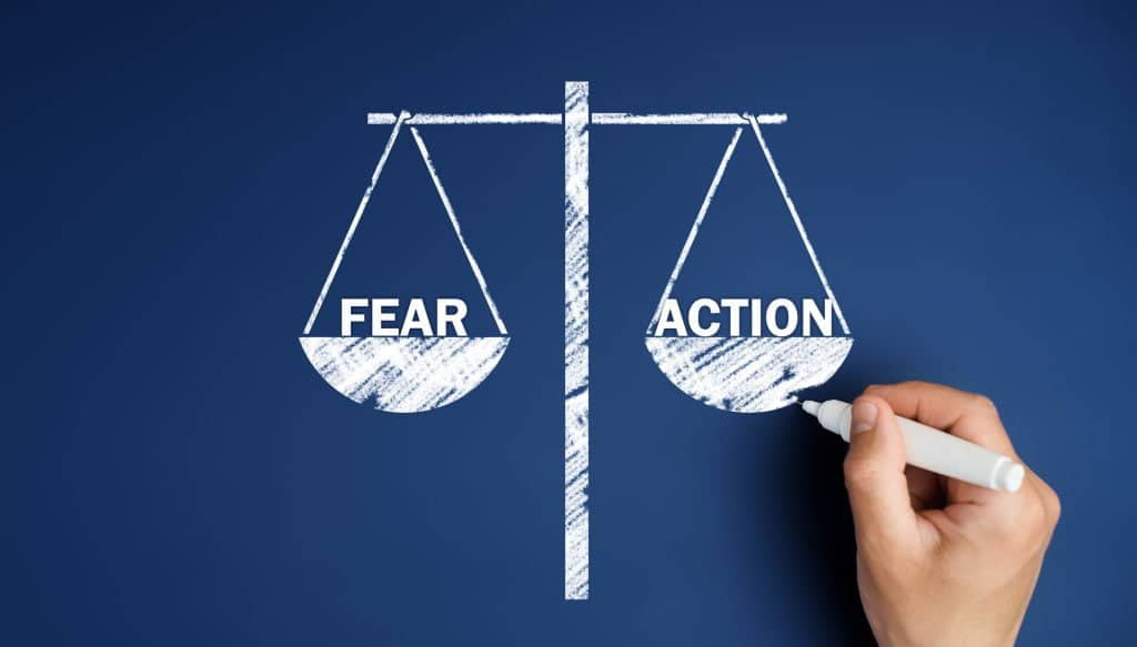 Emotion management turns fear into action to accelerate business model change
