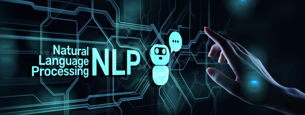 AI solution with natural language processing (NLP)